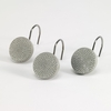 Dotted Circles Shower Hooks by Avanti Pkg of 12