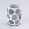 Dotted Circles Tumbler by Avanti Linens