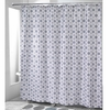Dotted Circles Shower Curtain by Avanti Linens