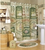 East Harbor Shower Curtain & Accessories