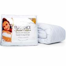 "Elegance ""Special Edition"" 3/4 Bed Quilted Mattress Pad-Fitted"