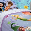 Fairies Fantasy Floral Bedding for Girls