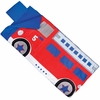 Fire Truck Embroidered Sleeping Bag
