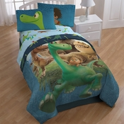 "Good Dinosaur ""Trio"" Twin Bedding"