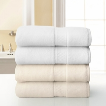 Grand Patrician Suites 100% Cotton Towel Collection