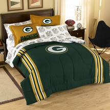 Green Bay Packers NFL Bed In A Bag