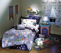 HAPPILY EVER AFTER  Kids Bedding by Olive Kids