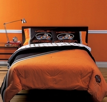 Harley Davidson Classic Comforter-Twin Size