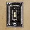 "Harley Davidson ""SKULL"" Single Switch Plate Cover"