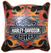 Harley Davidson® Tattoo Decorative Pillow