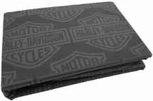 Harley Davidson® Tattoo Twin Bedskirt
