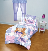 HOLLY HOBBY  PRETTY PATCHES Kids Bedding for Girls
