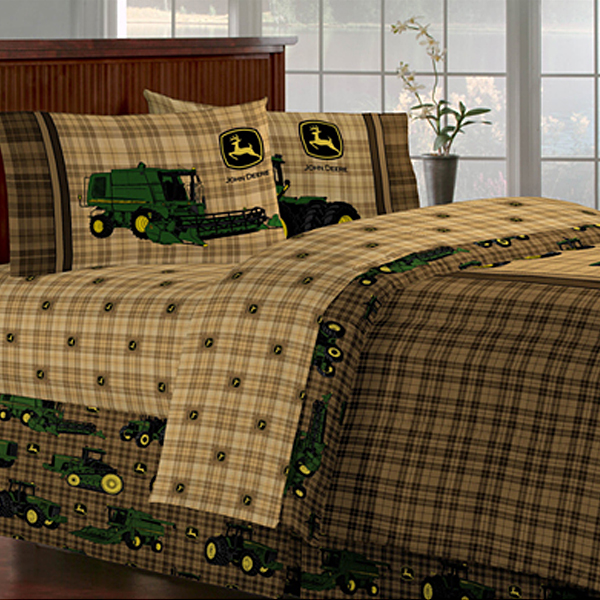 John Deere Bedding & Accessories