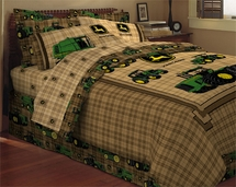 John Deere Bedding for Kids-Traditional