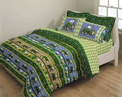 John Deere Denim Kids Bedding for Boys