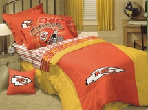Kansas City Chiefs NFL LOGO Bedding