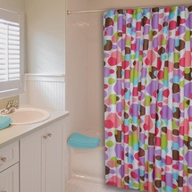 Kids Shower Curtains & Accessories