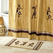 KOKOPELLI  Bathroom Rug