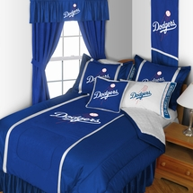 Los Angeles  Dodgers Bedding-Sidelines