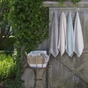 Linen 3 Pc Towel Collection By Caro Home