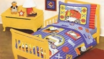 Lionel Toddler Bedding Set