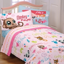 Littlest Pet Shop Littlest Lane Bedding