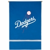 Los Angeles Dodgers Sidelines Wall Hanging