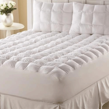 MAGIC LOFT Mattress Pad by Perfect Fit
