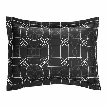 Martex Cathedral Black Bed-In-A-Bag