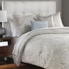 Martex Devlin Comforter Set-100% Cotton-Subtle Paisley