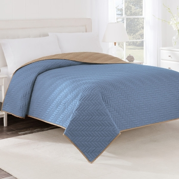 Martex Reversible Coverlet Collection