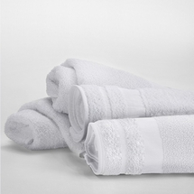 "Martex® Solid White Pool Towel 20""W x 40""L Pkg of 12"