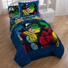 Marvel Heroes Cut-Up Bedding for Kids
