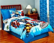 Marvel Super Hero Squad Twin Comforter