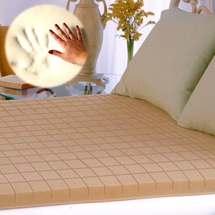 Mattress Toppers-Smart Foam-Memory Flex-Support system