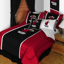 Miami Heat NBA Basketball Bedding & Accessories
