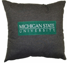 "Michigan State 18"" Pillow"