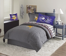 Minnesota Vikings Sports Bedding Accessories