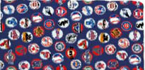 MLB Bases Loaded Slumber/Sleeping Bag