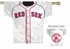 MLB Boston Red Sox 2-Sided Jersey Flag