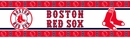 Boston Red Sox Peel & Stick Wall Border