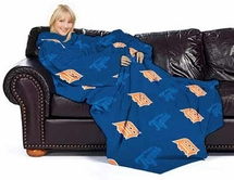MLB TIGERS Snuggler Blanket