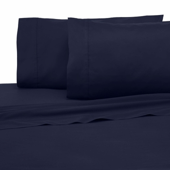 Modern Living 300 Thread Count Sheet Set-100% Sateen Cotton