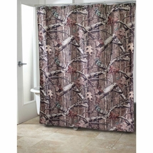 Mossy Oak Shower Curtain
