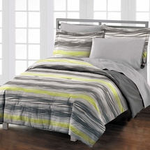 Motion Comforter Set-Twin or Full size