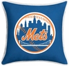 "MVP New York Mets 17"" Square Pillow"