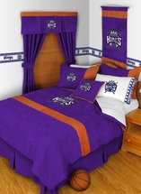 MVP Sacramento Kings NBA Basketball Bedding