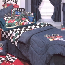 Nascar Denim Comforter by Dan River