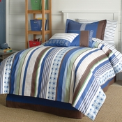Nautica Drew Bedding Collection