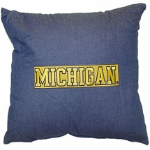 NCAA Sports Pillows